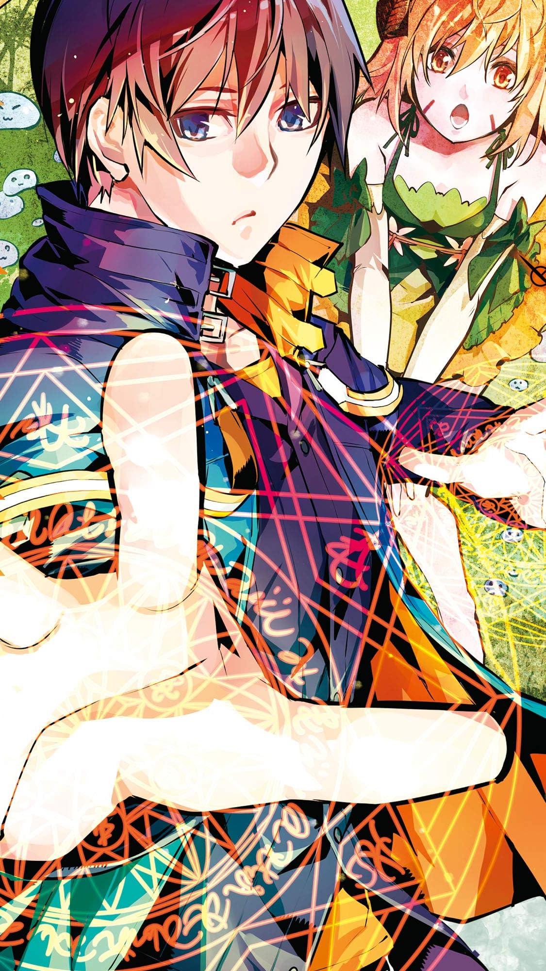 転生賢者の異世界ライフ 佐野 ユージ(さの ユージ),ドライアド iPhone8,7,6 Plus 壁紙 拡大(1125×2001)画像
