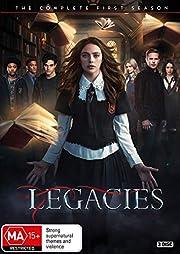 Legacies Season 1 | 3 Discs | NON USA Format…