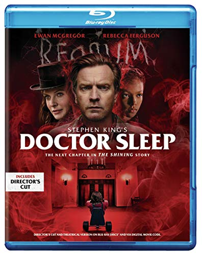 Doctor Sleep Blu-ray