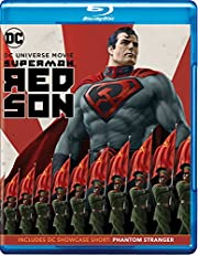 Superman: Red Son (Blu-ray DVD Digital Combo…
