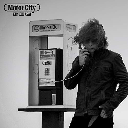 MOTOR CITY/浅井健一