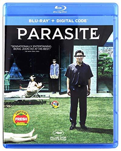 Parasite Blu-ray