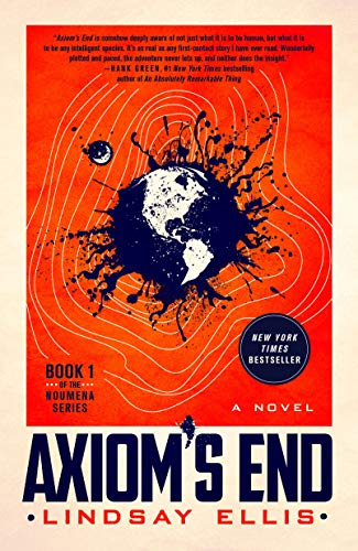 Axiom's End (Noumena #1) by Lindsay  Ellis