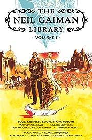 The Neil Gaiman Library Volume 1 –…
