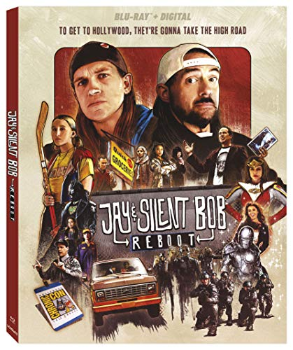 Jay And Silent Bob Reboot Blu-ray