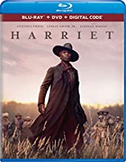 Harriet [Blu-ray] – tekijä: Cynthia Erivo