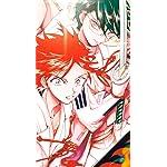 オリエント iPhoneSE/5s/5c/5(640×1136)壁紙 武蔵,尼子勝巳