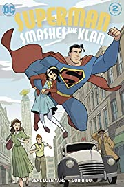 Superman Smashes the Klan (2019-) #2 de Gene…