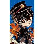 地縛少年花子くん iPhone SE/8/7/6s(750×1334)壁紙 花子くん