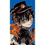 地縛少年花子くん XFVGA(480×854)壁紙 花子くん