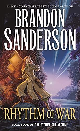 Rhythm of War - Brandon Sanderson