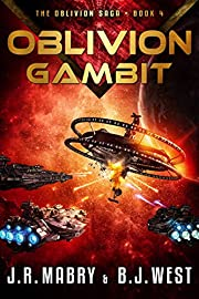 Oblivion Gambit: A Military Science Fiction…