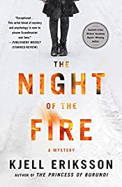 Night of the Fire cover
