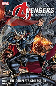 Avengers by Jonathan Hickman: The Complete…