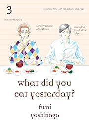 What Did You Eat Yesterday? Vol. 3 –…