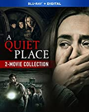 A Quiet Place 2-Movie Collection [Blu-ray]…