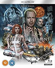 The Fifth Element 4K [Blu-ray] [2020] –…