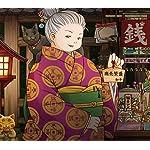 ふしぎ駄菓子屋 銭天堂 Android(960×854)待ち受け 墨丸(すみまる),紅子