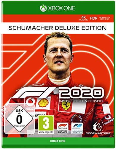 F1 2020 - Schumacher Deluxe Edition