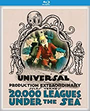 20,000 Leagues Under the Sea [Blu-ray] by…