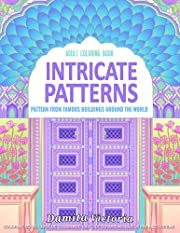 Adult Coloring Book | Intricate Patterns:…