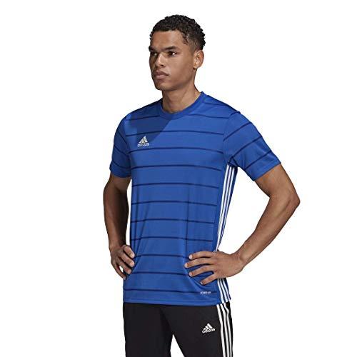 adidas Campeon 21 Jersey - Men's Soccer L Team Royal Blue/White