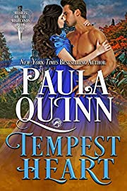 Tempest Heart (Hearts of the Highlands Book…