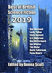 Best of British Science Fiction 2019 de Ken…