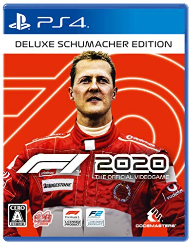F1 2020 Deluxe Schumacher Edition 【PS4】