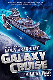 Galaxy Cruise: The Maiden Voyage: A Funny…