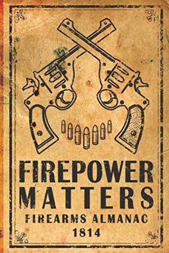 Discreet Password Book as a Vintage Firearms Almanac with Guns