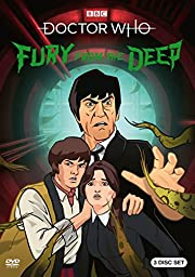 Doctor Who: Fury from the Deep (DVD) de…