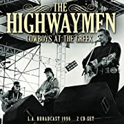Cowboys At The Greek (2Cd) por Highwaymen