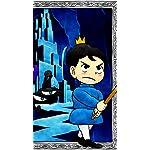 王様ランキング XFVGA(480×854)壁紙 カゲ,ボッジ