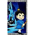 王様ランキング iPhoneSE/5s/5c/5(640×1136)壁紙 カゲ,ボッジ