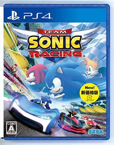 チームソニックレーシング 新価格版 (PS4版)