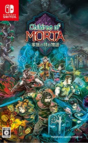 チルドレン・オブ・モルタ~家族の絆の物語~ (Nintendo Switch版)