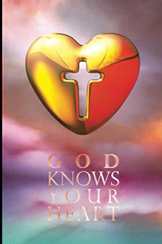 Discreet Password Book as a Christian Prayer Book, Holy Cross in a Golden Heart