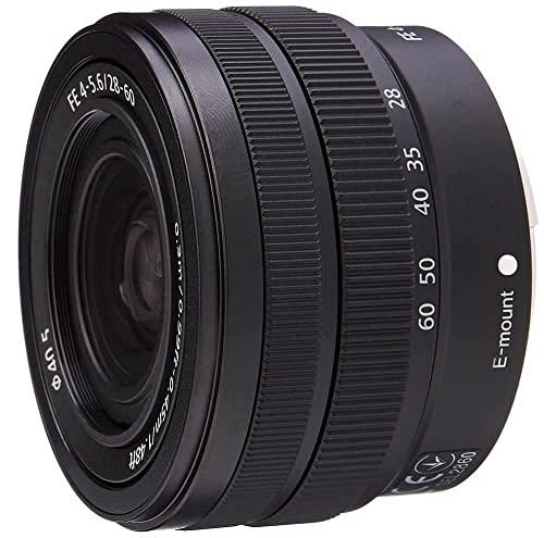 Sony SEL-2860 Standard-Zoom Objektiv 28-60 mm F4–5.6 schwarz