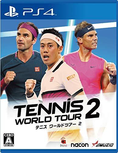 テニス ワールドツアー 2 (PS4版)