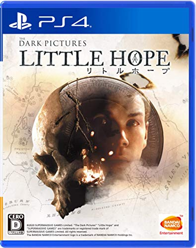 THE DARK PICTURES LITTLE HOPE 【PS4】