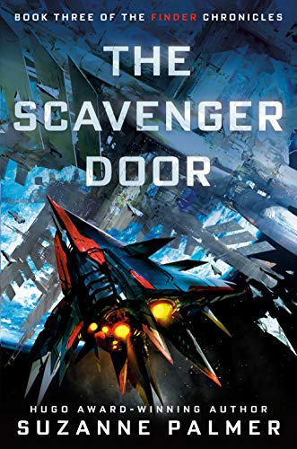 The Scavenger Door (Finder Chronicles #3) by Suzanne Palmer