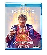 Doctor Who: Jon Pertwee Complete Season Two…