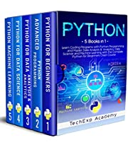 PYTHON: Learn Coding Programs with Python…