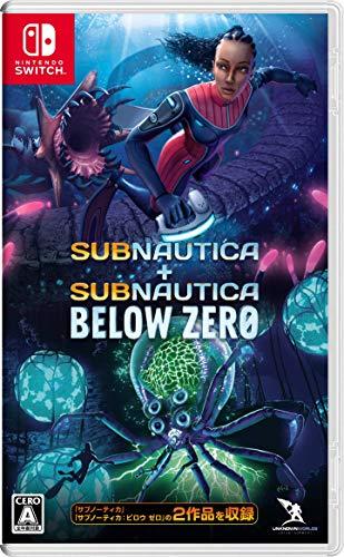 Subnautica + Subnautica Below Zero 【Nintendo Switch】
