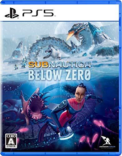 Subnautica: Below Zero (PS5版) 【PS5】