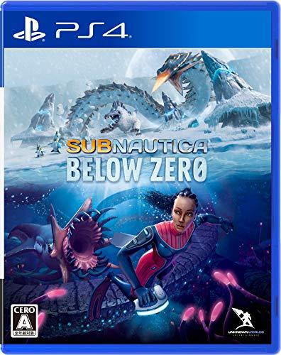 Subnautica: Below Zero (PS4版)