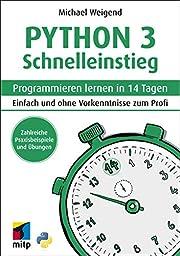 Python 3 Schnelleinstieg: Programmieren…