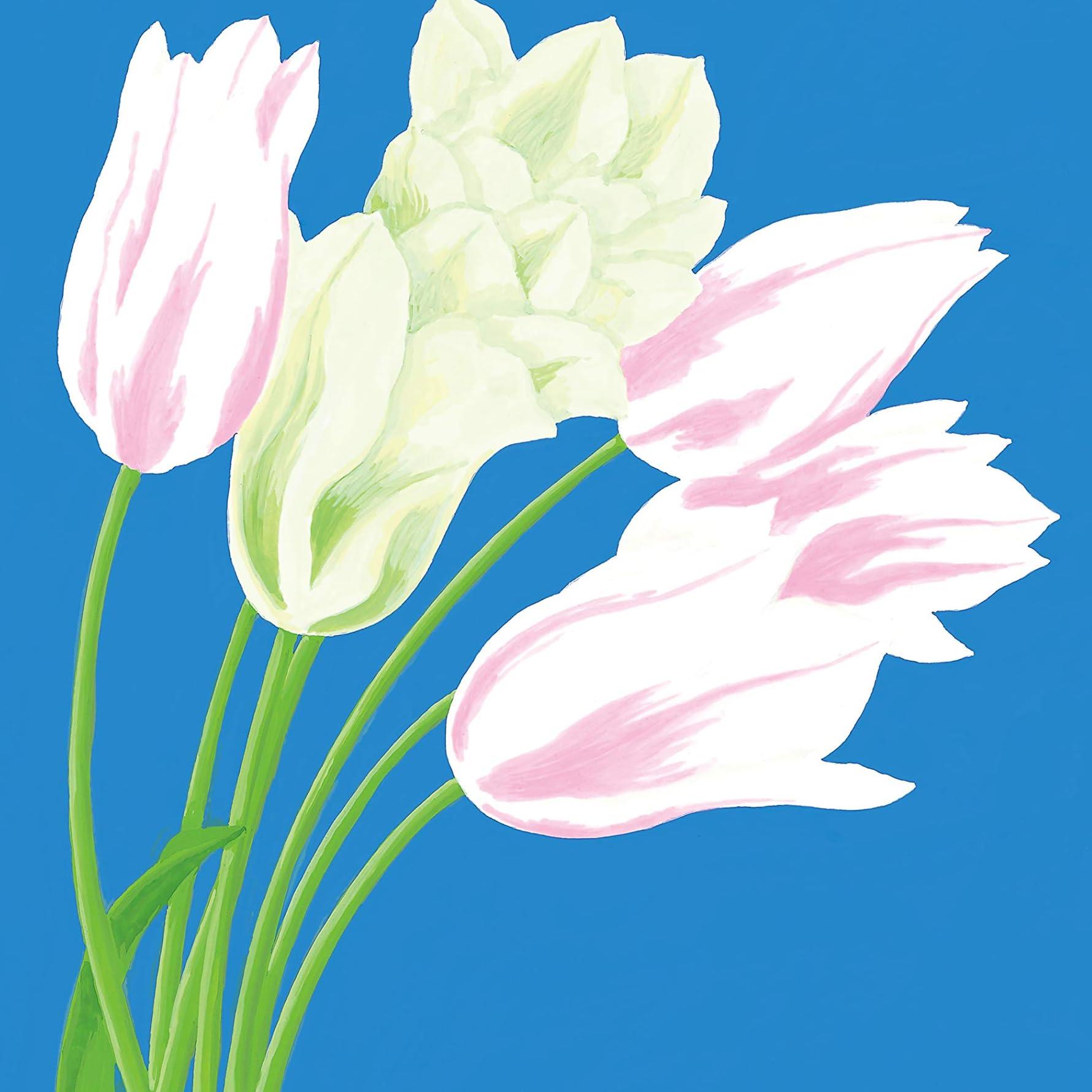 和田誠 週刊文春 2021年4月8日号 iPad壁紙画像