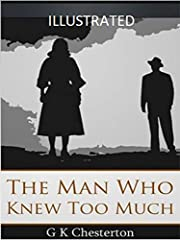 The Man Who Knew Too Much Illustrated de GK.…